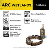 Dogtra ARC Wetlands 3/4 Mile Dog Training Collar System - DogTrainerStore