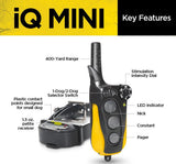 Dogtra iQ Mini Rechargeable Waterproof Mini Remote Dog Training E-Collar - DogTrainerStore