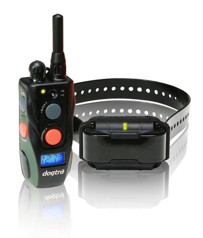 Dogtra SureStim H Plus 1/2 Mile Remote Trainer - Expand Up to 2 Dogs - DogtraWorld