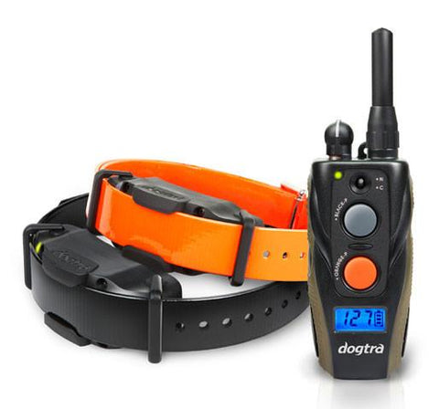 Dogtra 3/4 Mile 2 Dog Remote Trainer 1902S - DogtraWorld