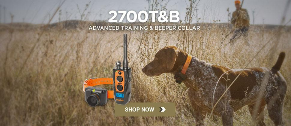 Dogtra 2700T&B Training and Beeper Collar