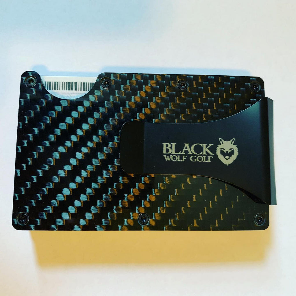 Money Clip - Carbon Fiber