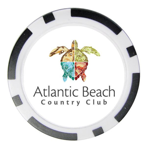 BALL MARKER - POKER CHIP