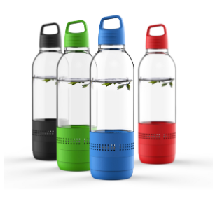Bluetooth Water Bottle