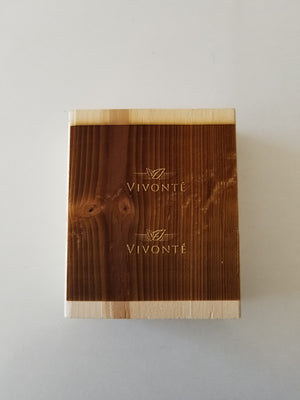 Custom Wood Engraving