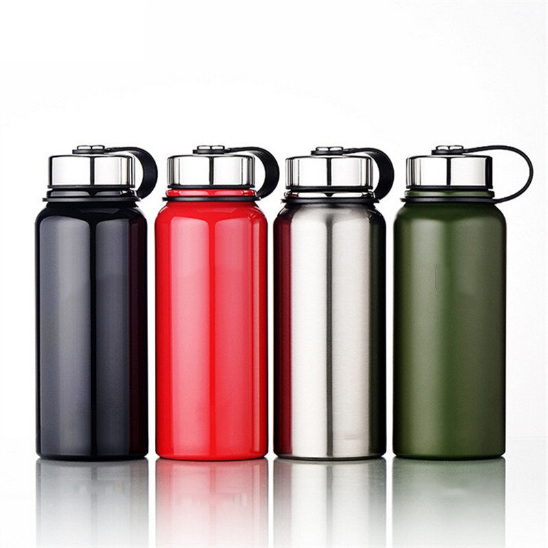 Insulated Double Wall Vacuum Stainless Steel Water Bottle