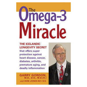 The Omega-3 Miracle Book