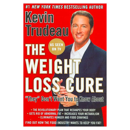 The Weight Loss Cure Book, Kevin Trudeau