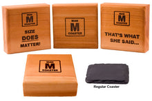 The Orginal Man Cave Man Coaster