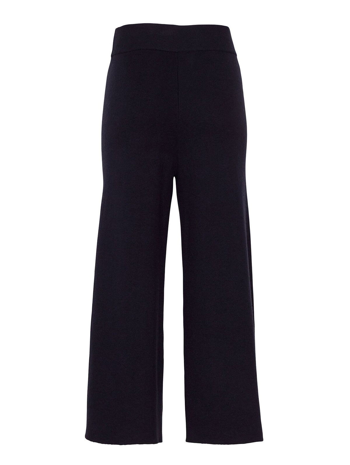COTTON CASHMERE PANT, NAVY