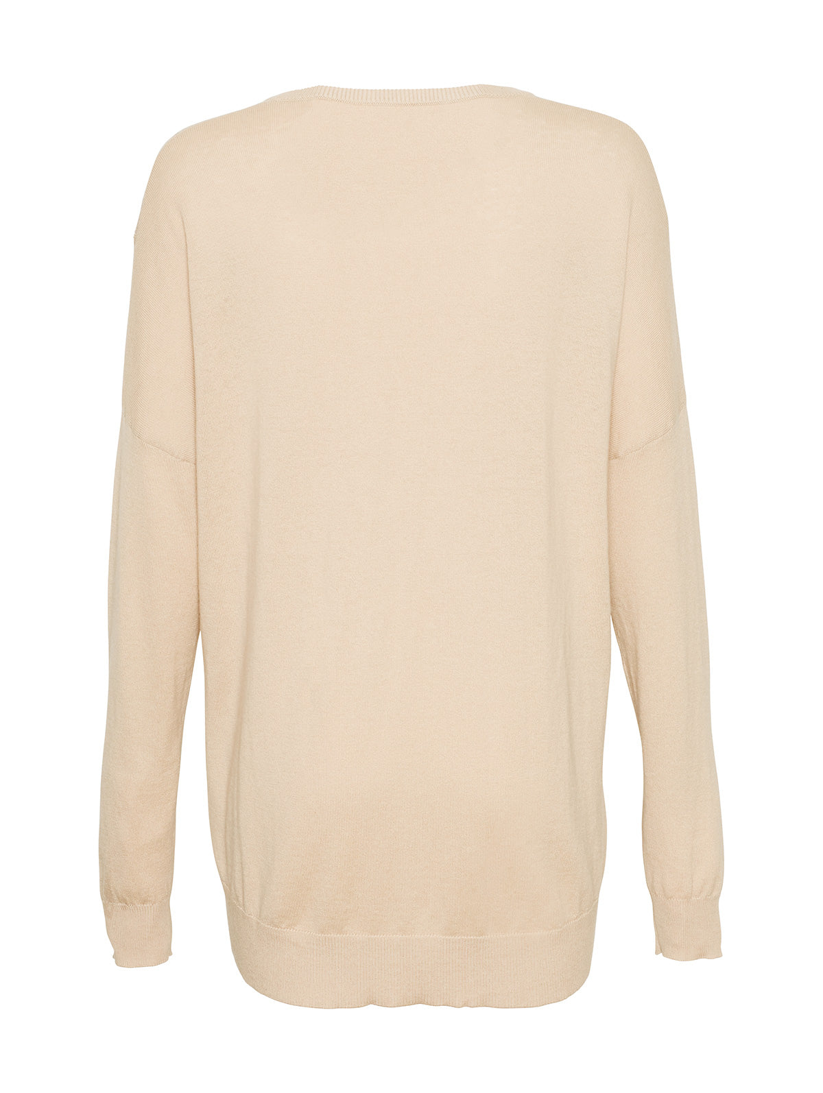 LUREX SPLIT V KNIT, BLUSH