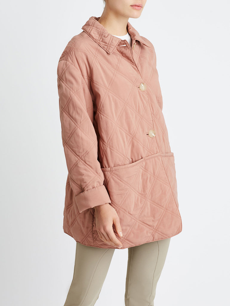 OVERSIZED PADDOCK JACKET