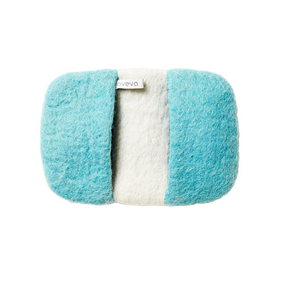 Aveva Felted pot holder ice blue