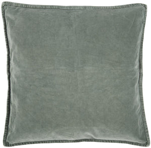 Light Green Soft Velvet  Cushion