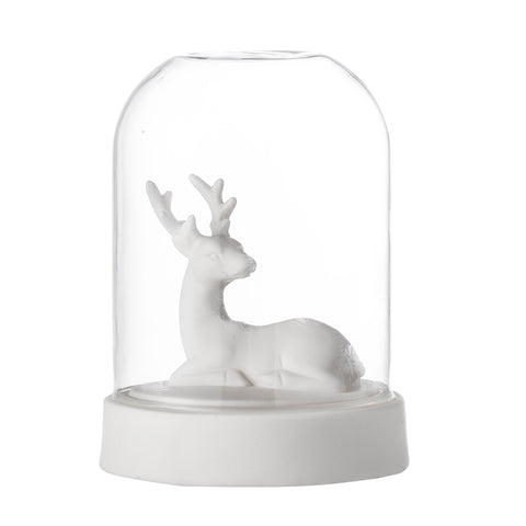 White Stag LED Decoration