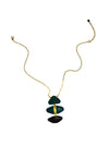 Desigual Necklace - Midnight Blues