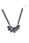 Lina Necklace-Cool Gray