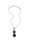 Miro Pendant - Cool Gray