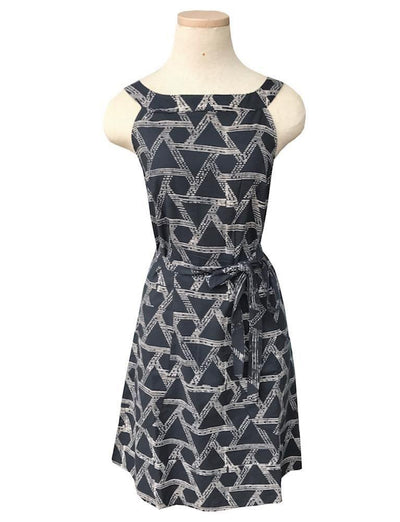 Triangles Shift Dress