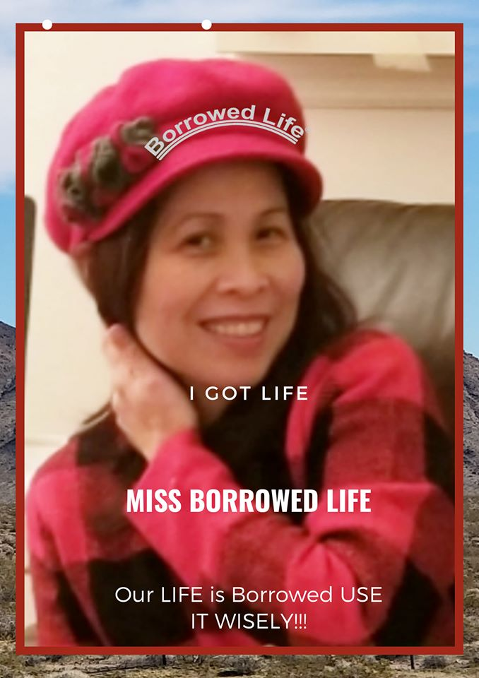 Founder  Of Borrowed Life