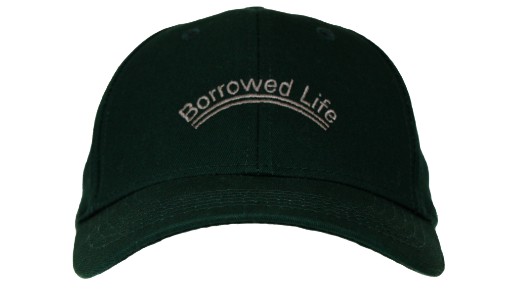 Borrowed Life Chino Twill Hat