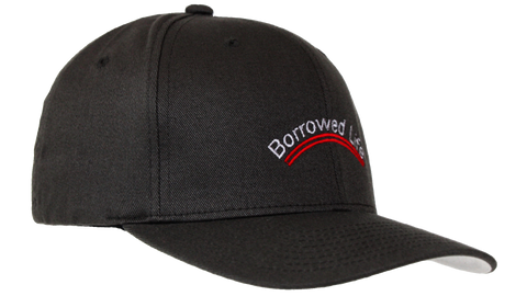 Borrowed Life Flex Fit Hat
