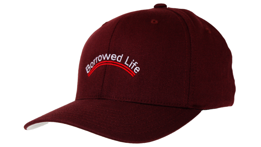 Borrowed Life Flexfit Fitted Headwear