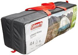 COLEMAN LONGS PEAK 4P FAST PITCH DOME