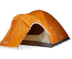 COLEMAN HOOLIGAN TENT 8' X 7', 3 PERSON
