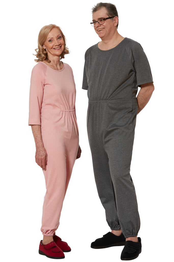 Anti-Strip Jumpsuits - Alzheimer's Dementia Clothing
