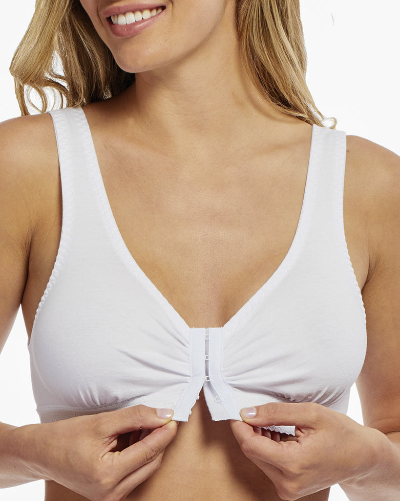 Front-Closure Bras