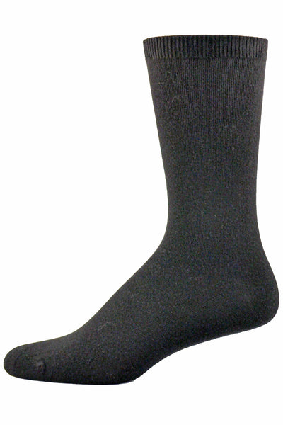 Simcan Bamboo Socks - Black | NaturWells | Adaptive Clothing by Ovidis