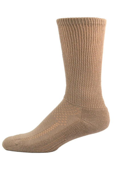 Simcan Socks - Beige | Leg Savers | Adaptive Clothing by Ovidis