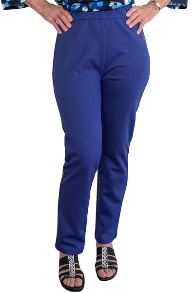 Adaptive Pants for Women - Blue | Tricotti | Adaptive Clothing