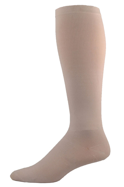 Simcan 15-20 mmHg Compression Socks - Beige | VitaLegs | Adaptive Clothing by Ovidis