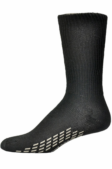 Simcan Anti-Slip Socks - Black | SureSteps | Adaptive Clothing by Ovidis