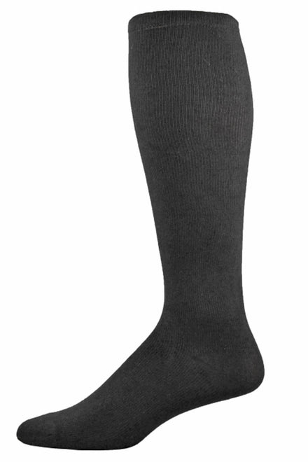 Simcan 8-15 mmHg Compression Socks - Black | VitaLegs | Adaptive Clothing by Ovidis