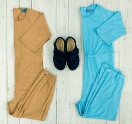 carrie alzheimers jumpsuits with back zippers
