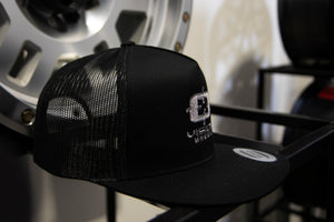 "Vision ""Corp"" Snapback Trucker Hat"