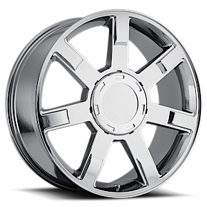 Vision Wheel 858 Sports Concepts 20x9 Chrome 6-5.5 31 Offset