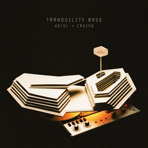 CD Arctic Monkeys Tranquility Base Hotel Cassino