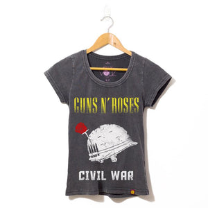 Baby Look Guns N Roses Civil War