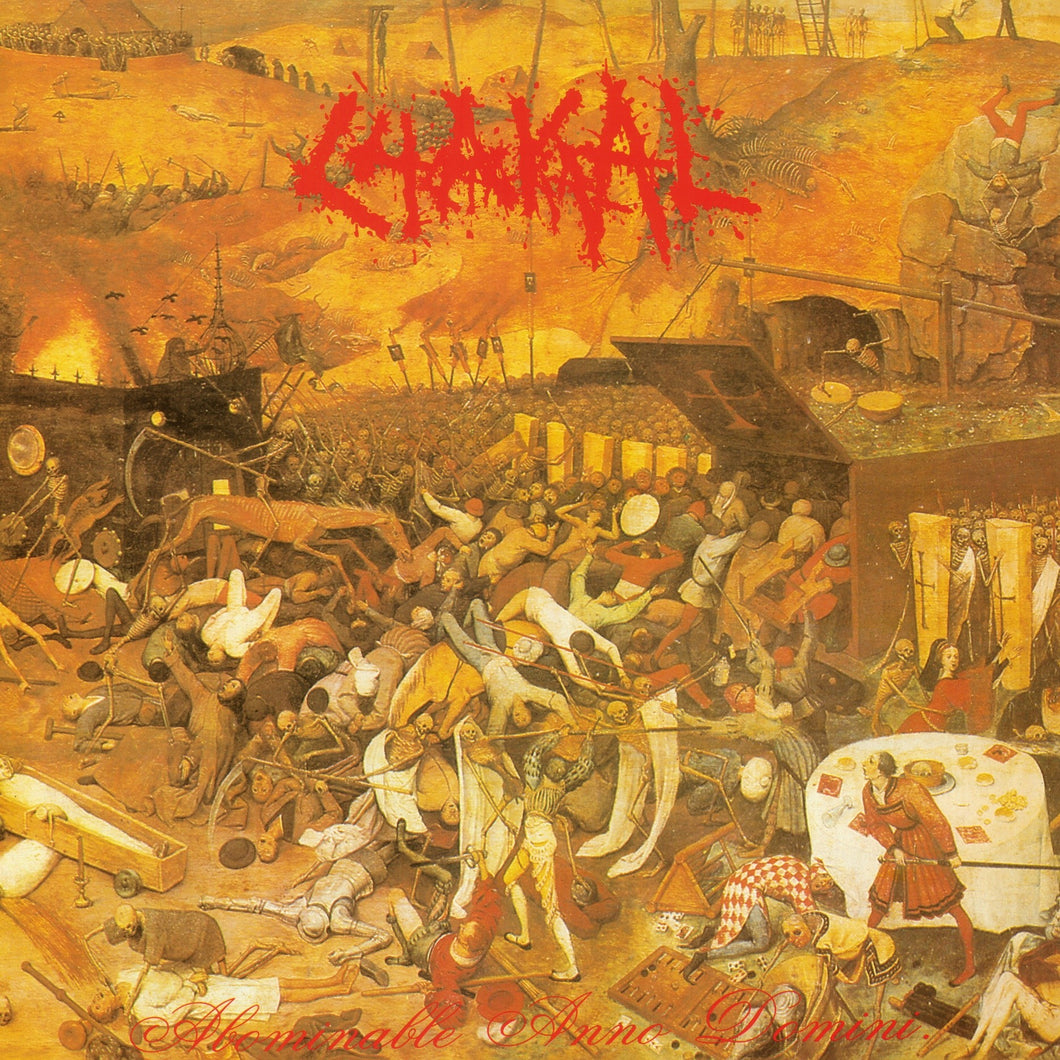 LP Chakal Abominable Anno Domini