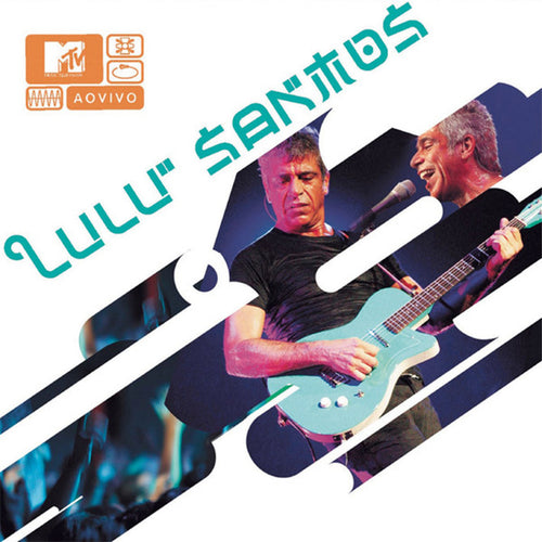 CD Lulu Santos  - Ao Vivo