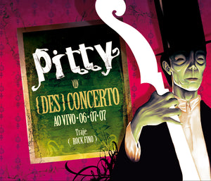 CD Pitty Desconcerto Ao Vivo
