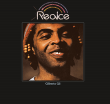 LP Gilberto Gil Realce
