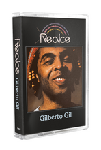Cassete Gilberto Gil Realce