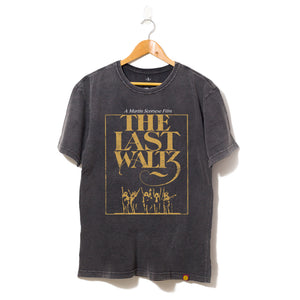 T-shirt The Last Waltz - The Band