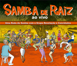 Box 3 CDS Samba de Raiz Ao Vivo