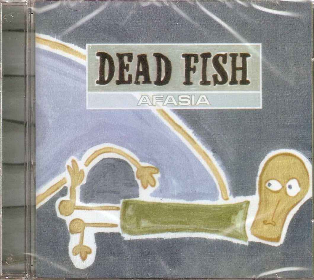 CD Dead Fish Afasia